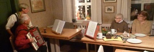 Adventsfenster am Reichenbach-Haus