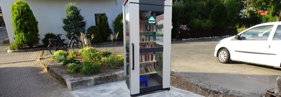 Überraschung die Telefonzelle kommt – so könnte es bald aussehen!